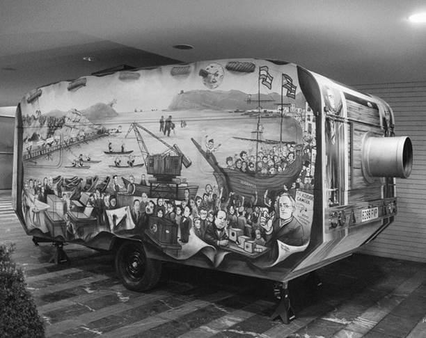 EUROPARQUE recebe a Expofoto e a maior Máquina Fotográfica do Mundo