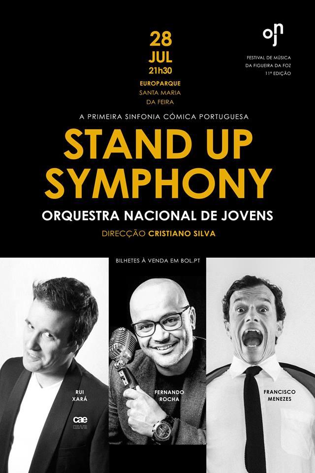 Stand Up Symphony – A Primeira Sinfonia Cómica Portuguesa