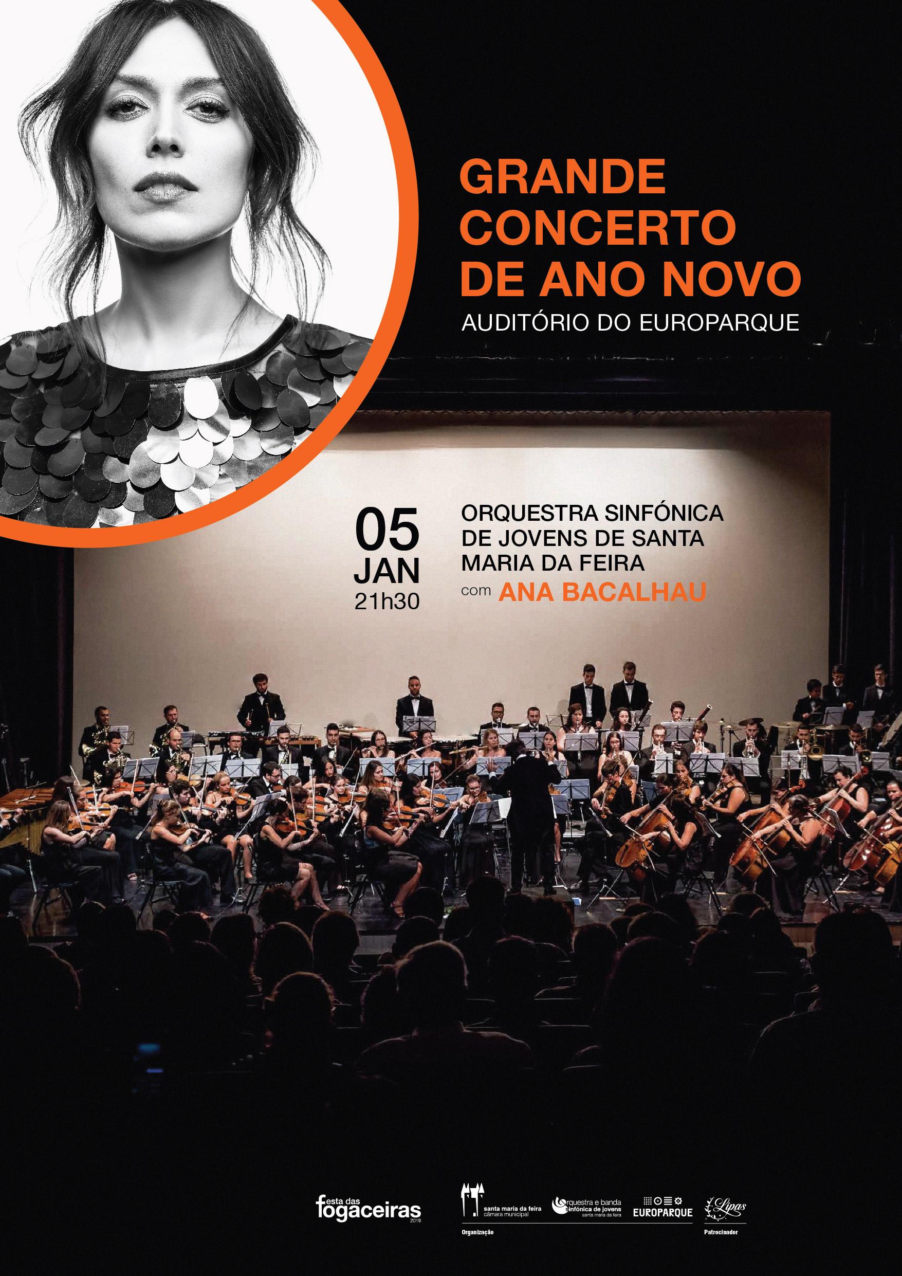 EUROPARQUE Recebe O Melhor Da Tradição Em Concerto De Ano Novo