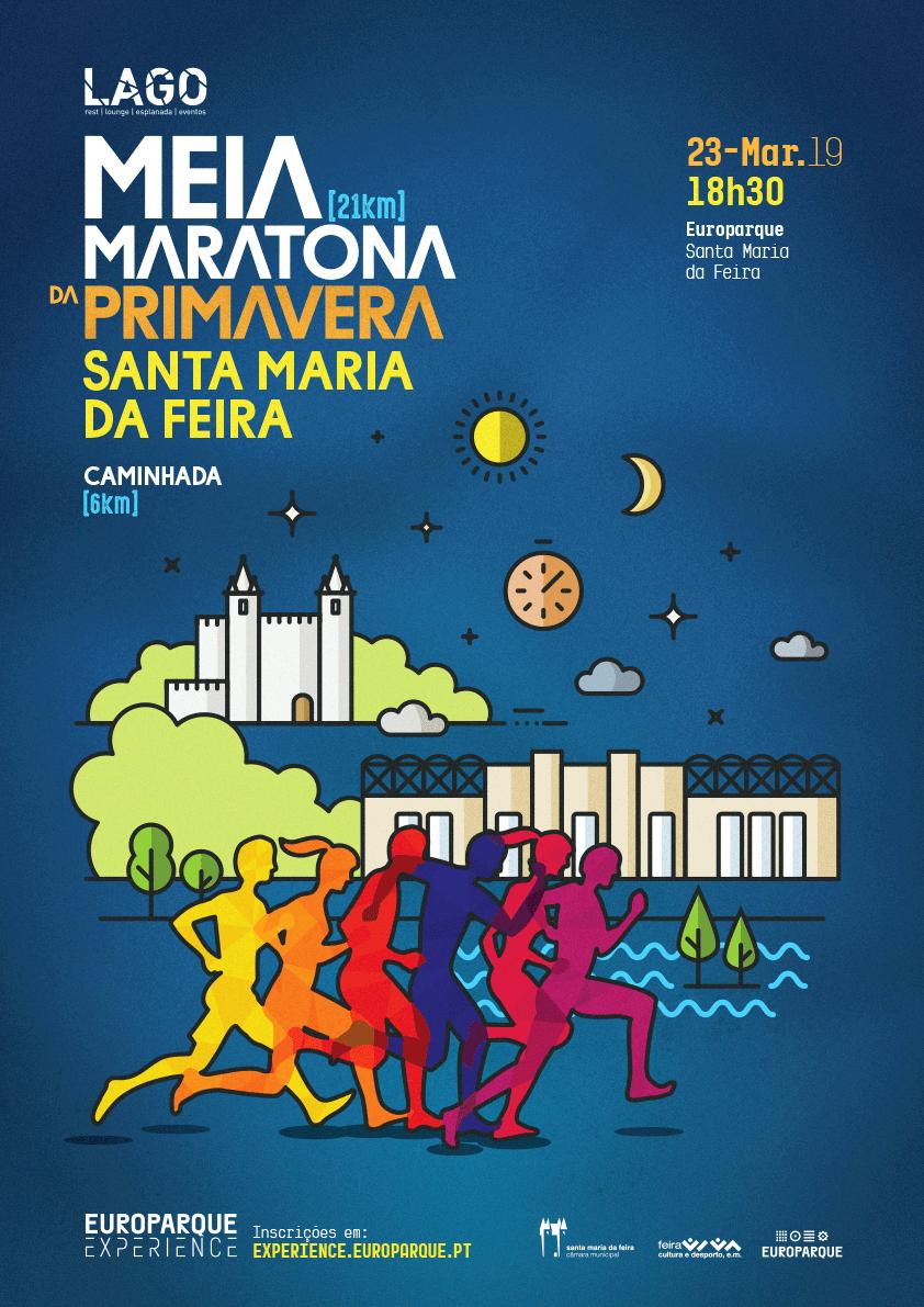 Meia Maratona da Primavera reúne Festa e Desporto