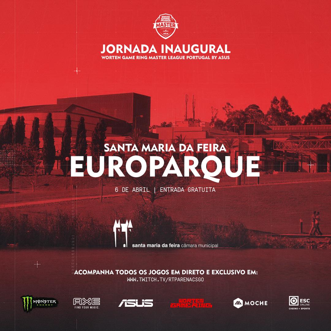 Atenção Gamers: A Jornada Inaugural Da MLP é No EUROPARQUE