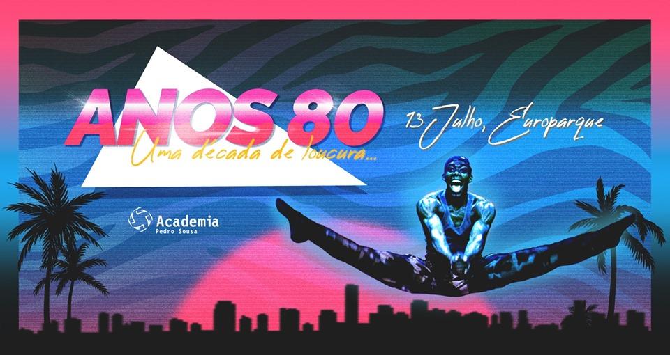 Academia Pedro Sousa 13 Julho 16h00