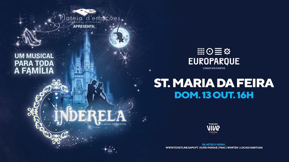 """A Magia De """"Cinderela"""""""