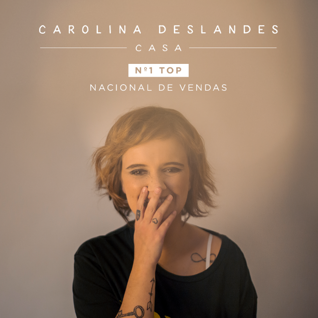 Carolina Deslandes No EUROPARQUE Em Outubro