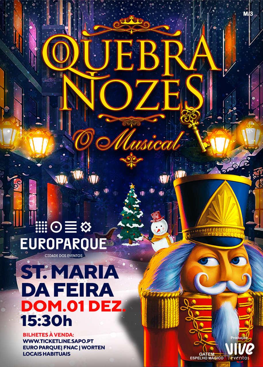 Quebra-nozes, O Musical, No EUROPARQUE