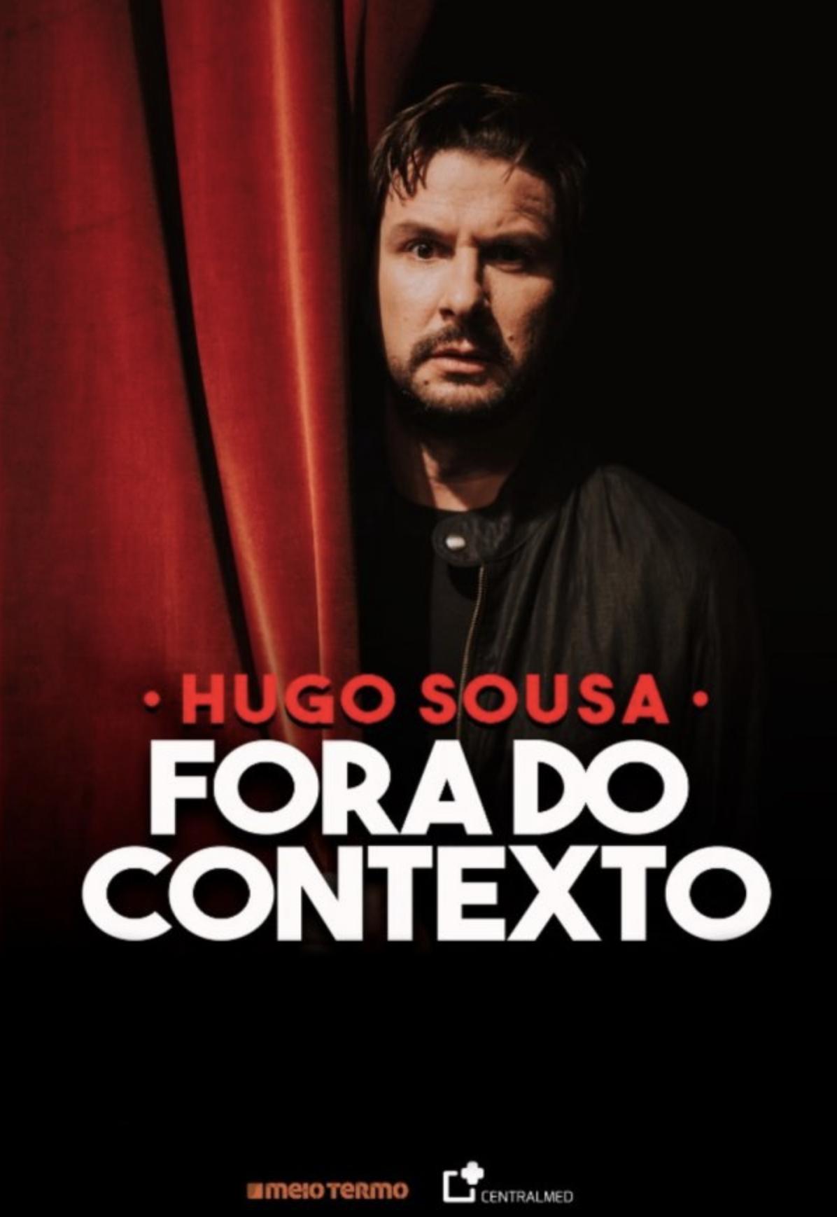 """Hugo Sousa Traz """"Fora Do Contexto"""" Ao EUROPARQUE"""