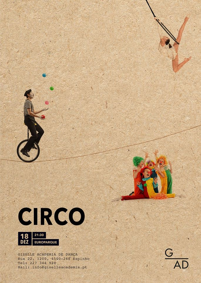 """EUROPARQUE Recebe Espetáculo """"CIRCO"""""""