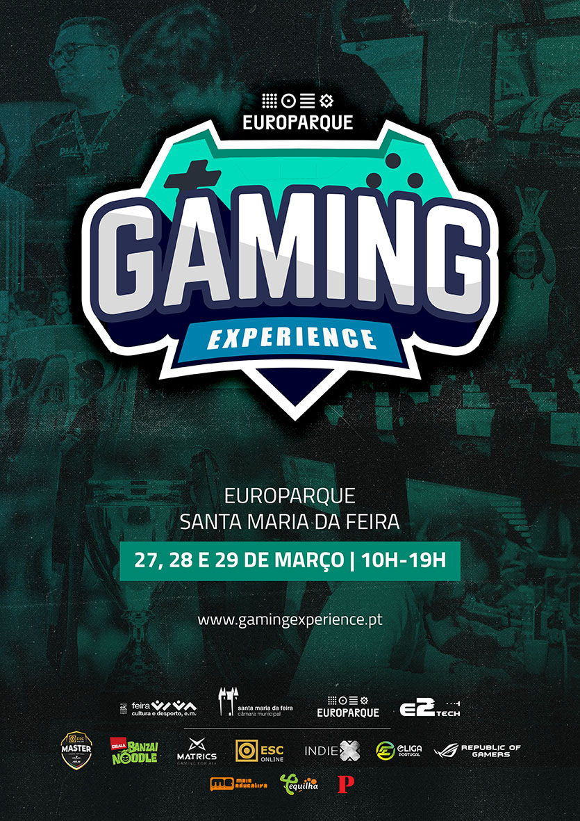 EUROPARQUE Gaming Experience 2020