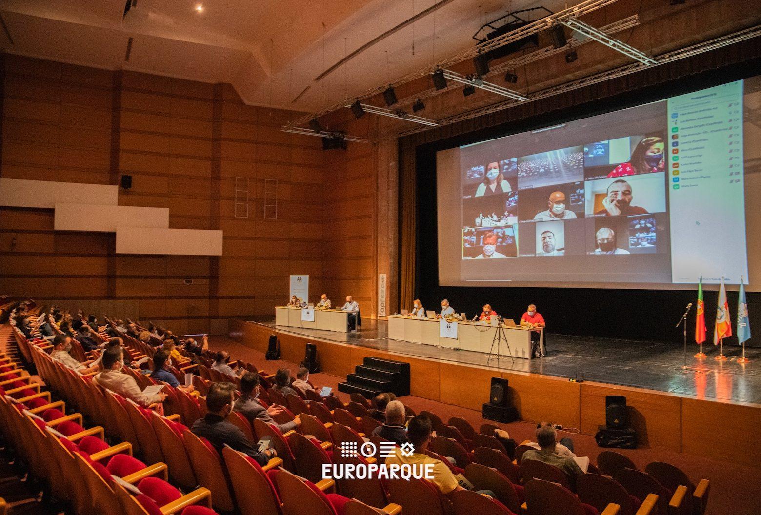 Europarque Abre Portas Ao Primeiro Evento Depois Do Encerramento Provocado Pelo COVID-19
