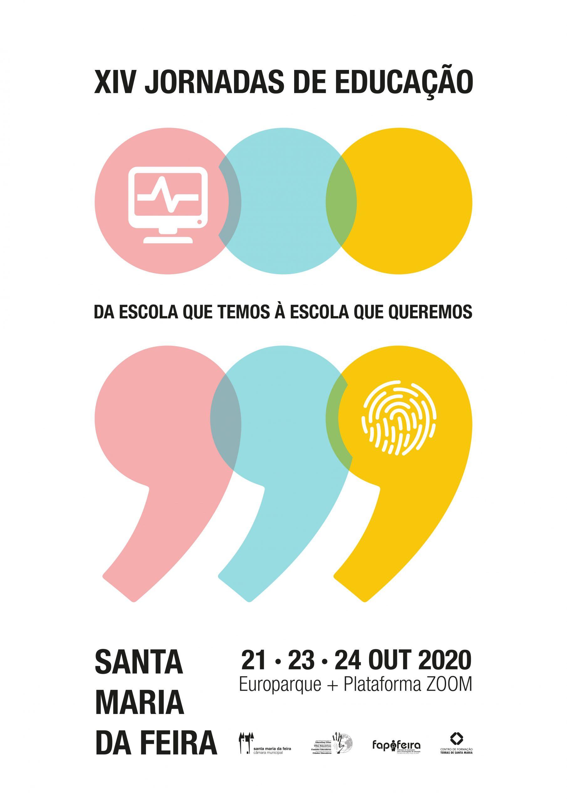 Cartaz XIV JornadasDeEducação